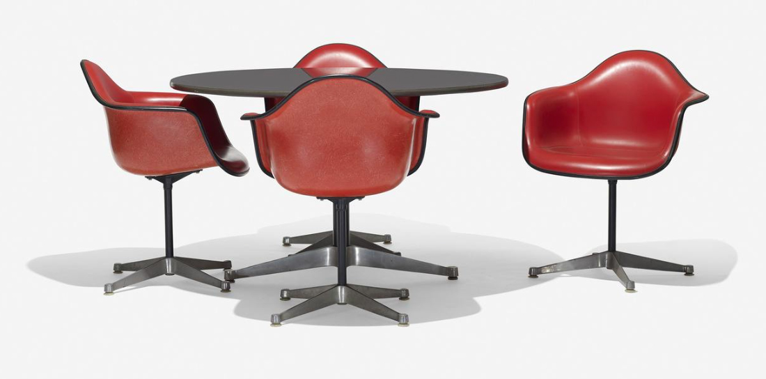 Eames Design : La Collection JF Chen